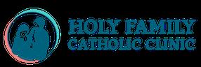Holy Family Catholic Clinic Logo